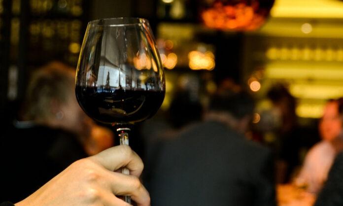 consumidores de vino
