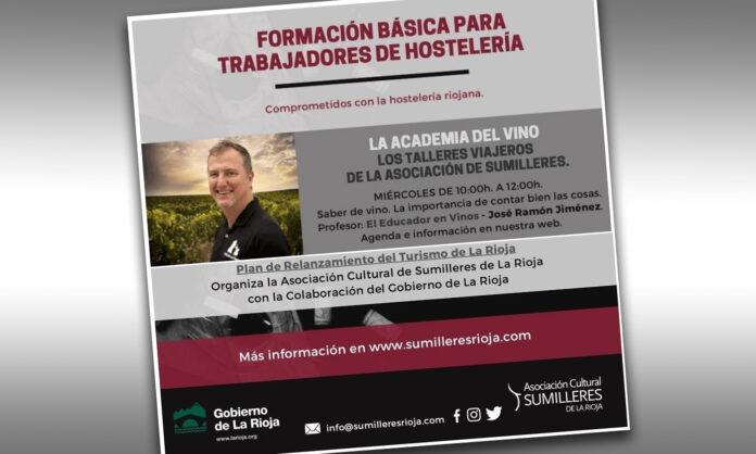 Formación vino de Rioja