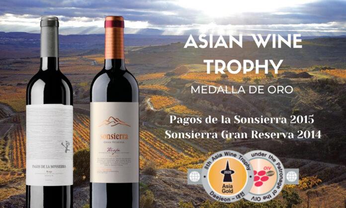 premios Bodegas Sonsierra