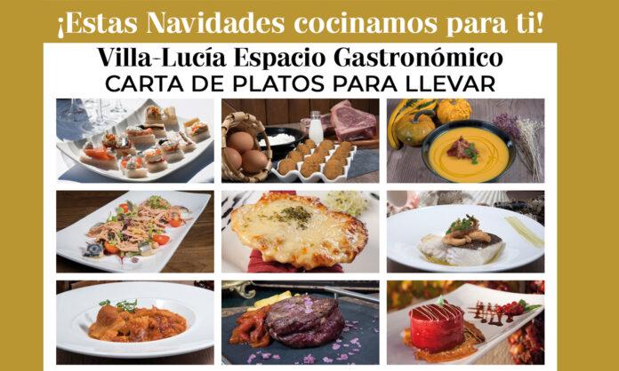 Villa-Lucía y Altair-Abadía Catering cocinan para ti