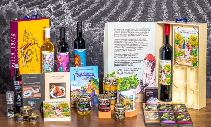 productos Villa-Lucía
