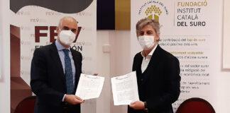 La Federación Española del Vino y el Instituto Catalán del Corcho