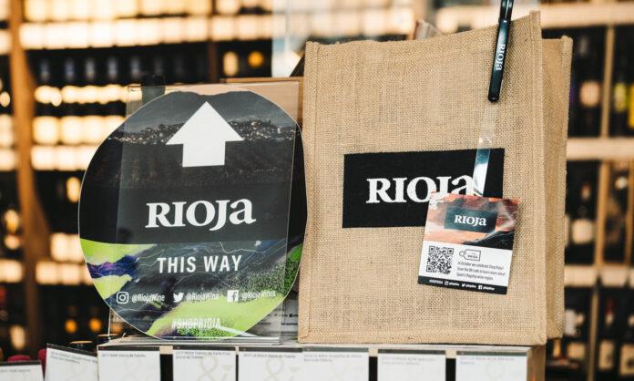 ventas de vino de Rioja en 2020