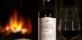 Cuatro Rayas Cuarenta Vendimias Rioja