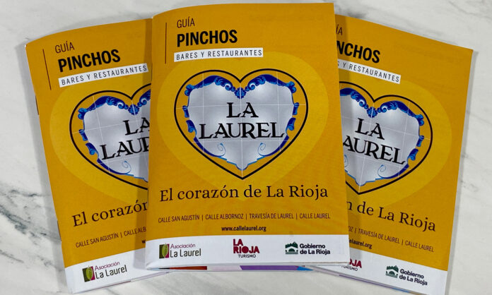 Guía de Bares Laurel de LogroñoLaurel de Logroño